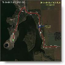 CourseHudson RunDuathlon